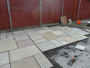 designer patio Rotherham