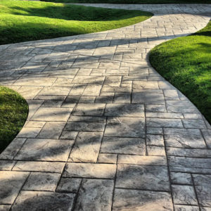 garden paths landscaping Rotherham Doncaster Sheffield