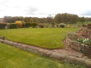 gardening services Rotherham Sheffield