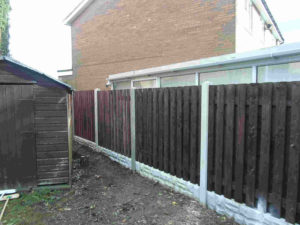 replacement fencing Rotherham