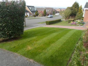 returfing in Rotherham Sheffield after