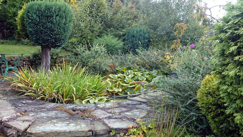 water features landscape gardener Rotherham Doncaster Sheffield