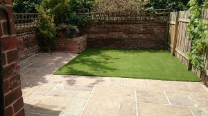 artifical turf job Sheffield Rotherham