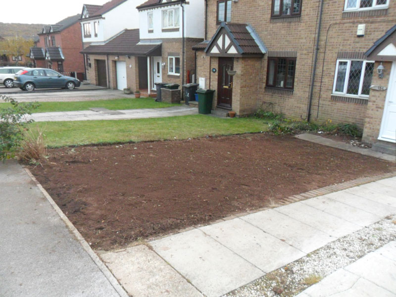 turf laying Rotherham